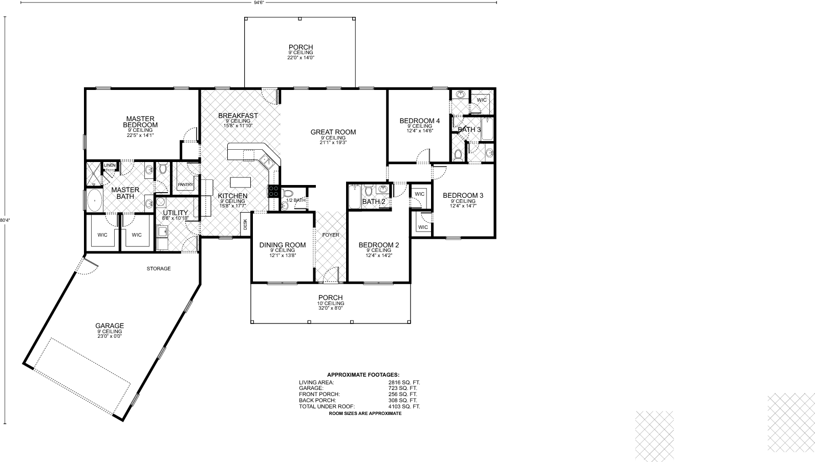 Adelaide Floor Plans Southwest Homes