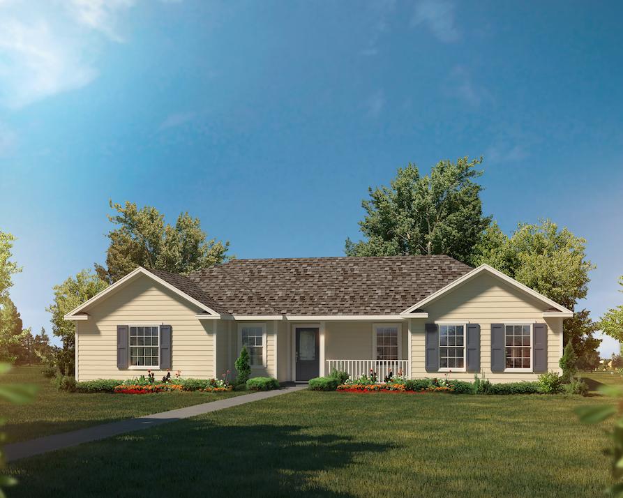 Durango classic floor plans southwest homes for Southwest homes com
