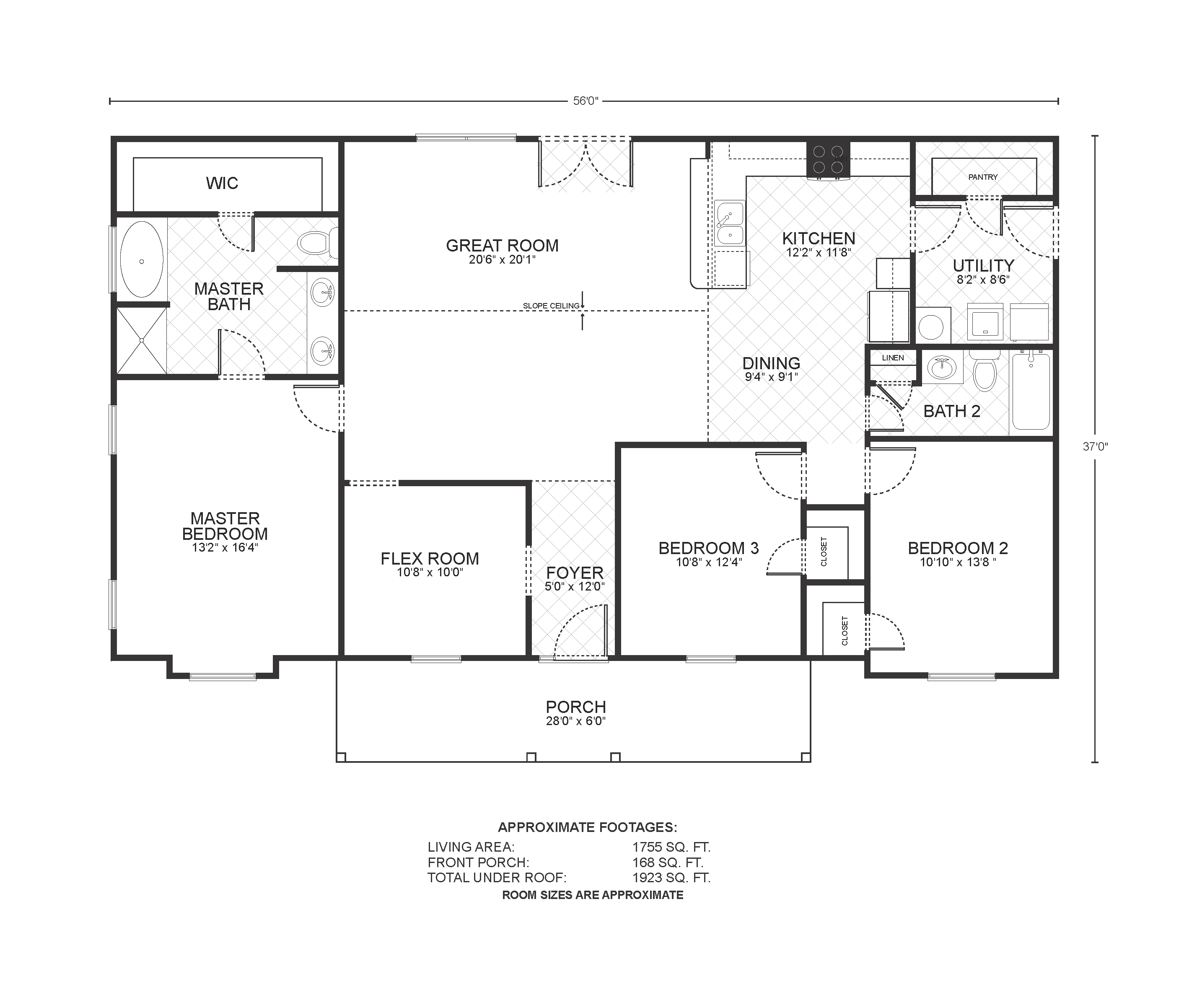 summerwood floor plans southwest homes floorplans